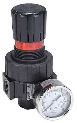 PARKER 07R418AC Air Regulator,3/4 In. NPT,90 cfm,250 psi