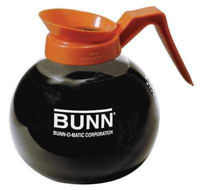 Bunn Orange Pourover Decanter, 64 oz, 42401.0101