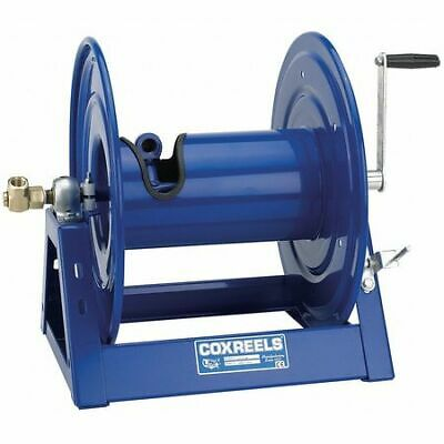 COXREELS 1125-5-175 Hose Reel, Hand Crank, 3/4 In ID x 175 Ft