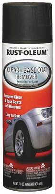 RUST-OLEUM 248878 Clear and Base Coat Remover, 18 oz.