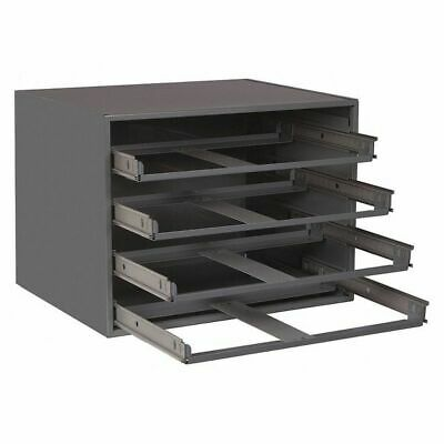 DURHAM 303-95-D944 Drawer Cabinet, 15-3/4 x 20 x 15 In
