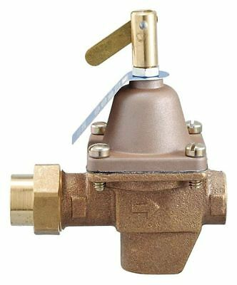 WATTS TB1156F Pressure Regulator, 1/2 In, 10 to 25 psi