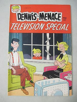 Dennis The Menace #56 Television Special 1968 Fawcett Comics Giant Size