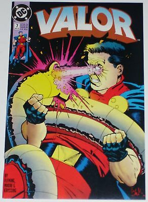 Valor #7 from May 1993 NM