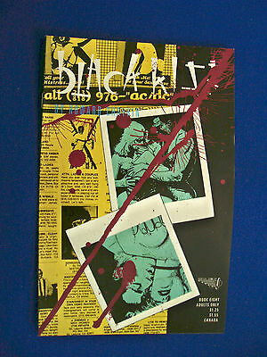 Black Kiss vol 1 #8: Howard Chaykin. Underground comic 1988. 1st print.new