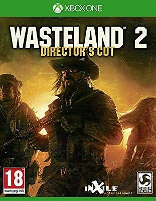 Wasteland 2 Directors Cut Xbox One Game New And Sealed
