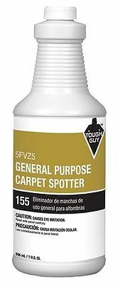 Value Brand General Purpose Spot and Stain Remover, Tough Guy, 5FVZ5