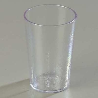 Stackable Tumbler, Clear ,Carlisle, 550607