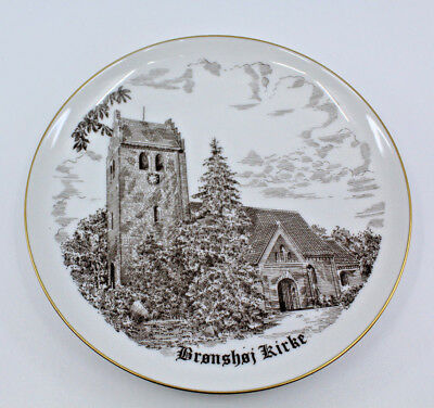 Bing and Grondahl Collectible plate 4317 B&G Made in Denmark Rare