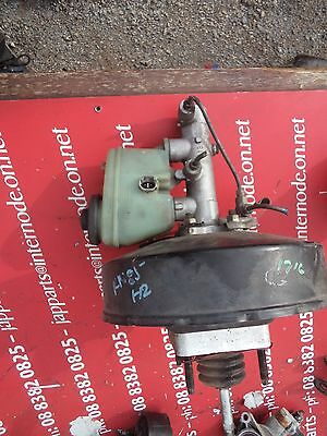 Toyota Hilux Rn90 Brake Master Cylinder And Booster     (1345)