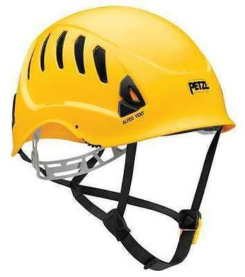 PETZL A20VYA Work and Rescue Helmet,Yellow