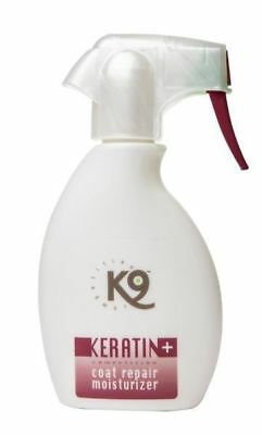 K9 Keratin+ coat repair moisturizer 250ml