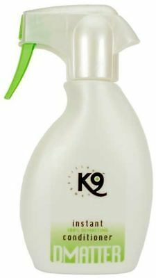 K9 Competition Dmatter Instant Conditioner 250ml