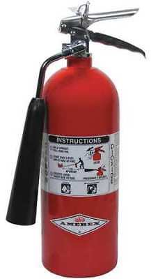 AMEREX 322 Fire Extinguisher, Dry Chemical, BC, 5B:C