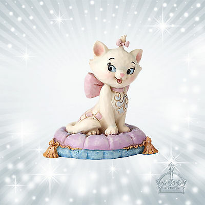 Marie Aristocats Jim Shore Disney Traditions Mini Figur Katze Kitty Cat 4054288