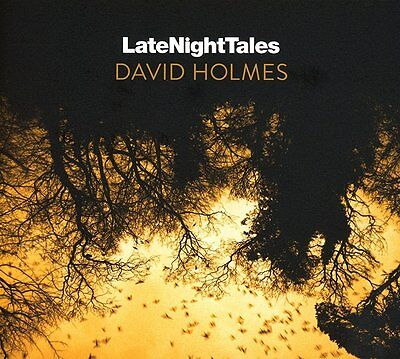 David Holmes - Late Night Tales: David Holmes - New Vinyl Lp