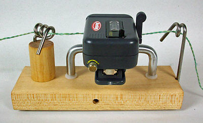 Nancy's Knit Knacks Yarn Meter Generation 2 Spinning Knitting Weaving Tool