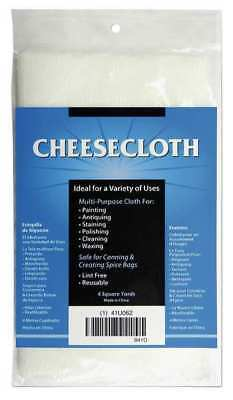DEROYAL B4YD Cheesecloth,4 yd. L, 36 In. W