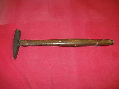 Unmarked Small Vintage Wood Hammer