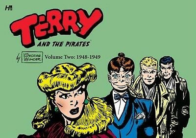Terry and the Pirates by George Wunder (English) Hardcover Book