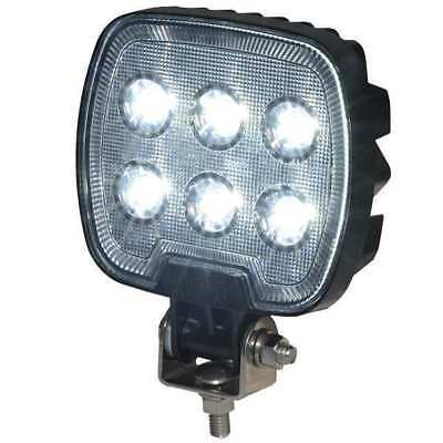 Work Light,Square,Clear Lens,1200 Lumens MAXXIMA MWL-30