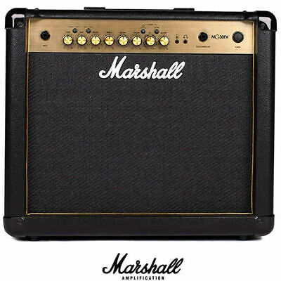 Marshall MG30CFX MG 30W Guitar Combo Amplifier with Multi Effects 1 x 10 inch sp