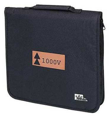 Soft Zippered Tool Case, Black ,Ideal, 35-9351