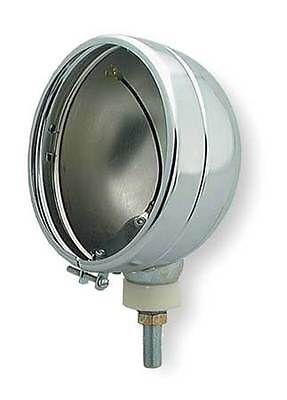 GROTE 64021 Housing, Work Lamp, Rubber, 6 1/2 In