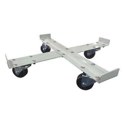Drum Dolly,1000 lb.,5-1/2 In. H ZORO SELECT MDS24-3PH