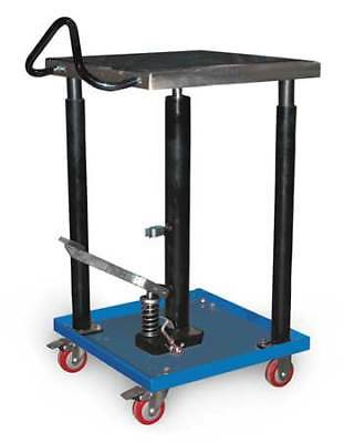 VESTIL HT-05-1818A Hydraulic Lift Table, Load Cap. 500 lb.