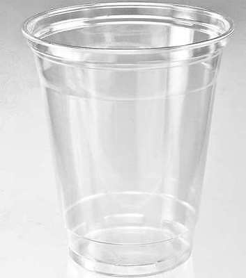 Disposable Cold Cup, Clear ,Dart, TP12
