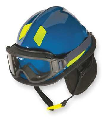 CAIRNS C-MOD-B3B2A7200 Fire and Rescue Helmet, Blue, Modern
