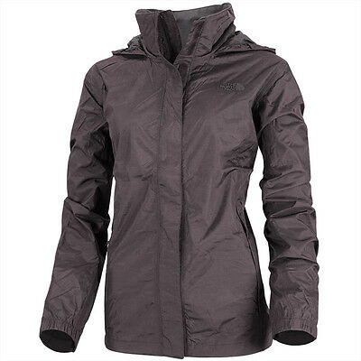 The North Face Woman Resolve Jacke Damen grey T0AQBJHCW Outdoor Regen Windjacke