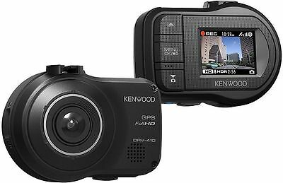 Kenwood Dash And Safety Cam Drv-410