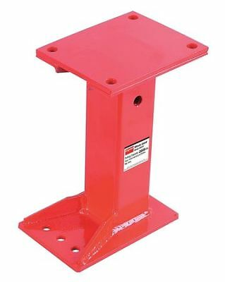 DAYTON 12U377 Winch Stand,Capacity 900 to 2000 Lb
