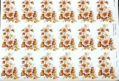 Ceramic Decals Dorchester 18 On A Sheet 747657 W/d 169018 Matthey Right Price