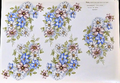 CERAMIC DECALS 747765 W/D165238  WESBURY18 cm LONG X11 cm  5 DWIDE RIGHT PRICE