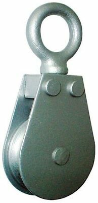 5RRW1 Pulley Block, Wire Rope, 1550 lb Load Cap.
