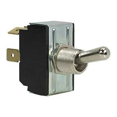 Toggle Switch,SPST,10A @ 250V,QuikConnct CARLING TECHNOLOGIES 2GK51-73