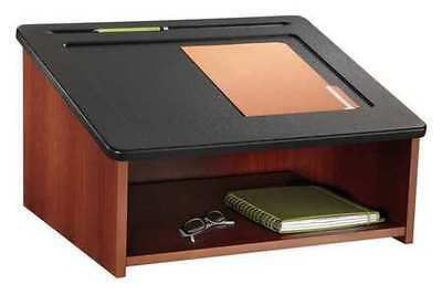 Tabletop Tabletop Lectern, Cherry ,Safco, 8916CY