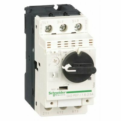 Manual Motor Starter, Schneider Electric, GV2P07