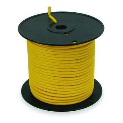 18 AWG 3 Conductor Portable Cord 300V 250 ft. YL ZORO SELECT 2TYK5