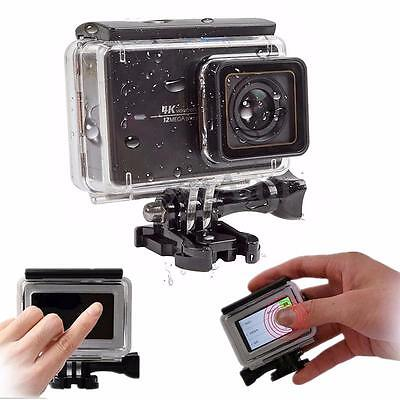 New Waterproof Touch Screen Protective Housing Case For Xiaomi Yi 2/4K Camera