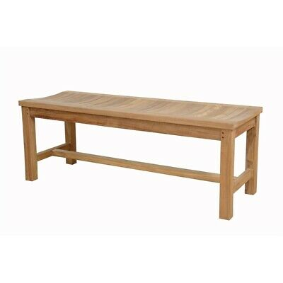 "Anderson Teak Madison 48"" Backless Bench - BH-7048B"