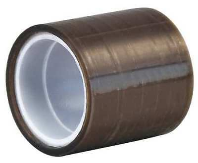 3M 5490 Film Tape,Extruded PTFE,Gray,3 In x 5 Yd