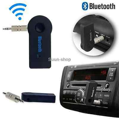 Bluetooth 3.0 Receiver 3.5mm AUX Home Audio Music  Wireless Car Radio Adapter