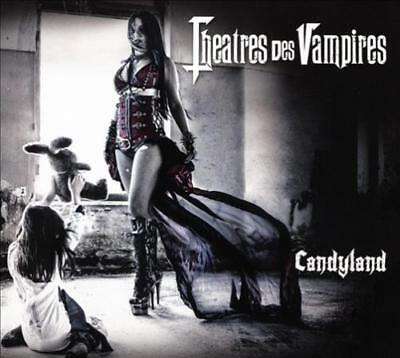 Theatres Des Vampires - Candyland [Digipak] Used - Very Good Cd