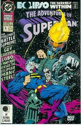 Adventures of Superman Annual # 4 (USA, 1992)