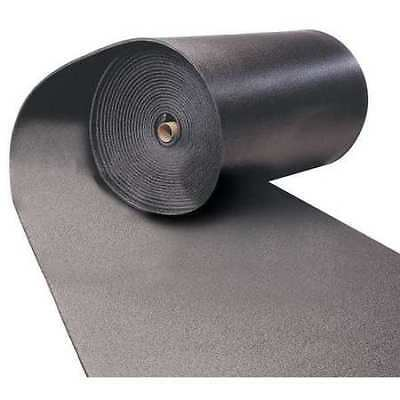 THERMACEL 6ZRFG3X4048 Pipe Wrap Insulation,1/2 In Sheet Size
