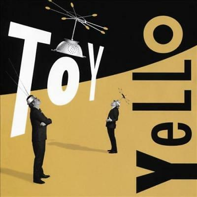 Yello - Toy New Cd